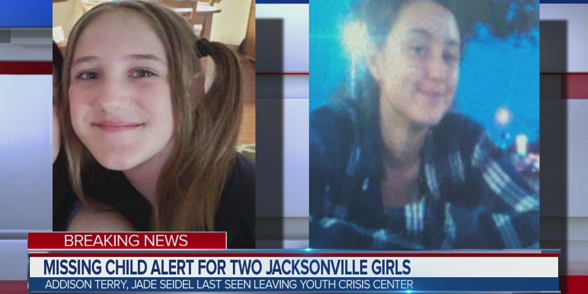 Two missing Jacksonville girls found safe in Clay County, JSO says