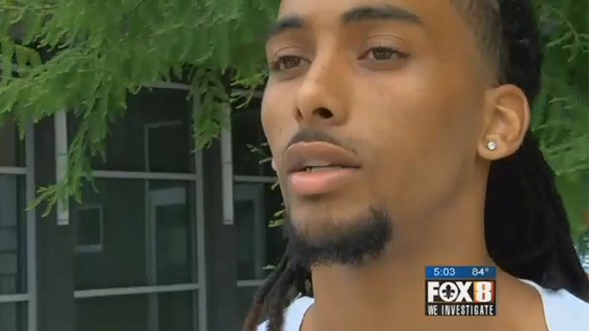 Valedictorian banned from graduation ceremony over facial hair
