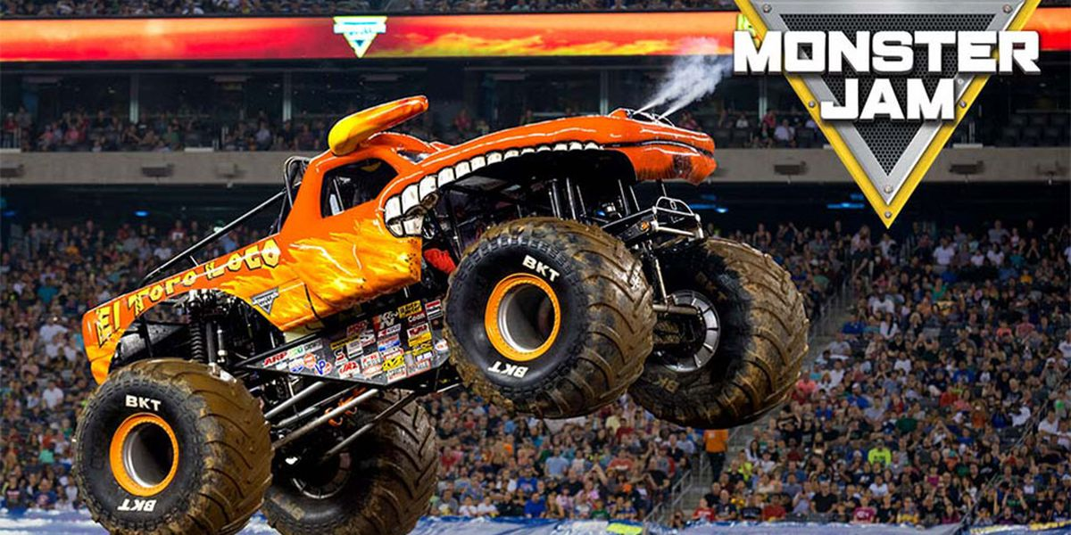 What you need to know: Monster Jam Triple Threat Series comes to Vystar Veterans Memorial Arena