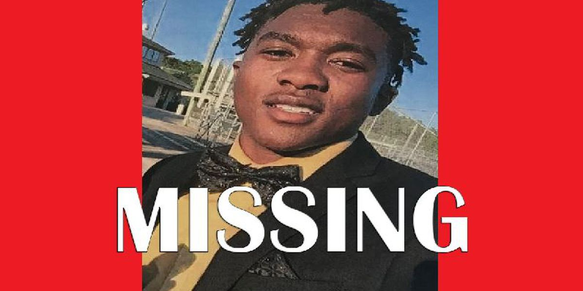 Brunswick Police searching for missing 20-year-old man