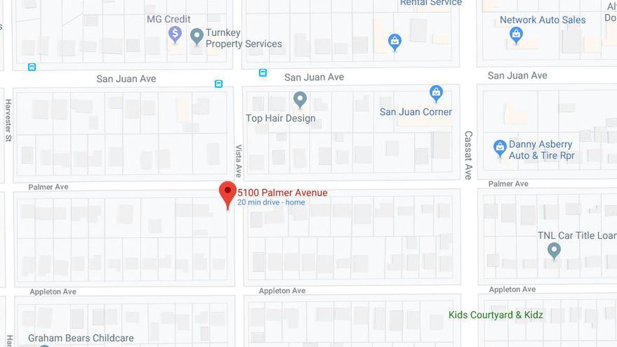 House fire on Palmer Avenue, JFRD says