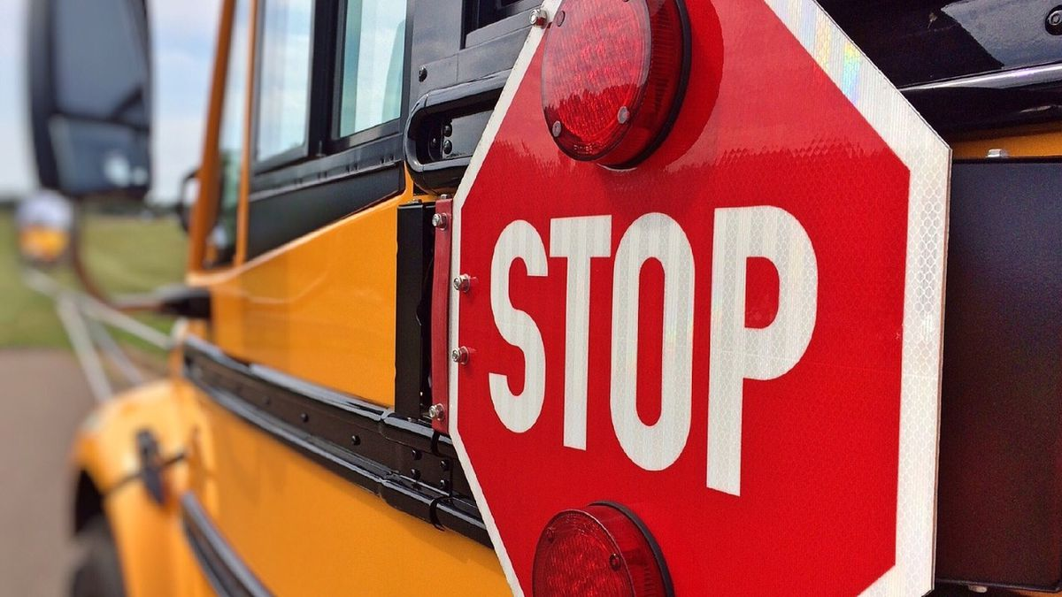 School bus crash sends six students to hospital in Clay County