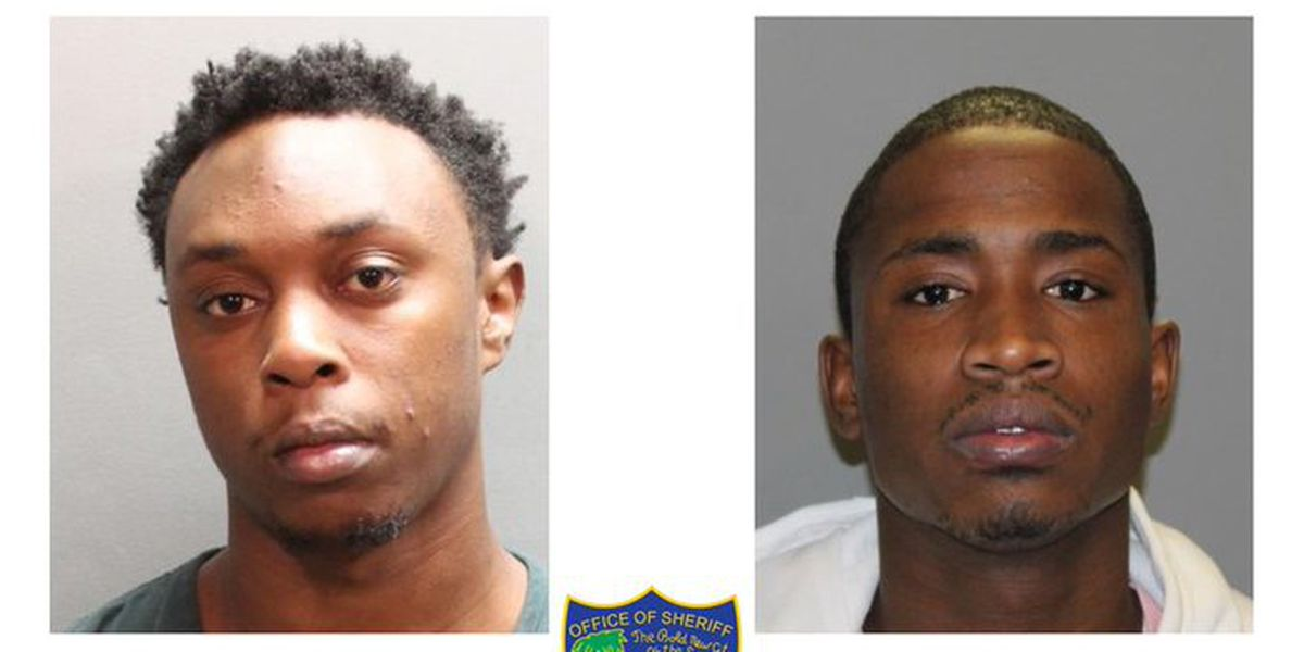 Police searching for two stolen car suspects, JSO says