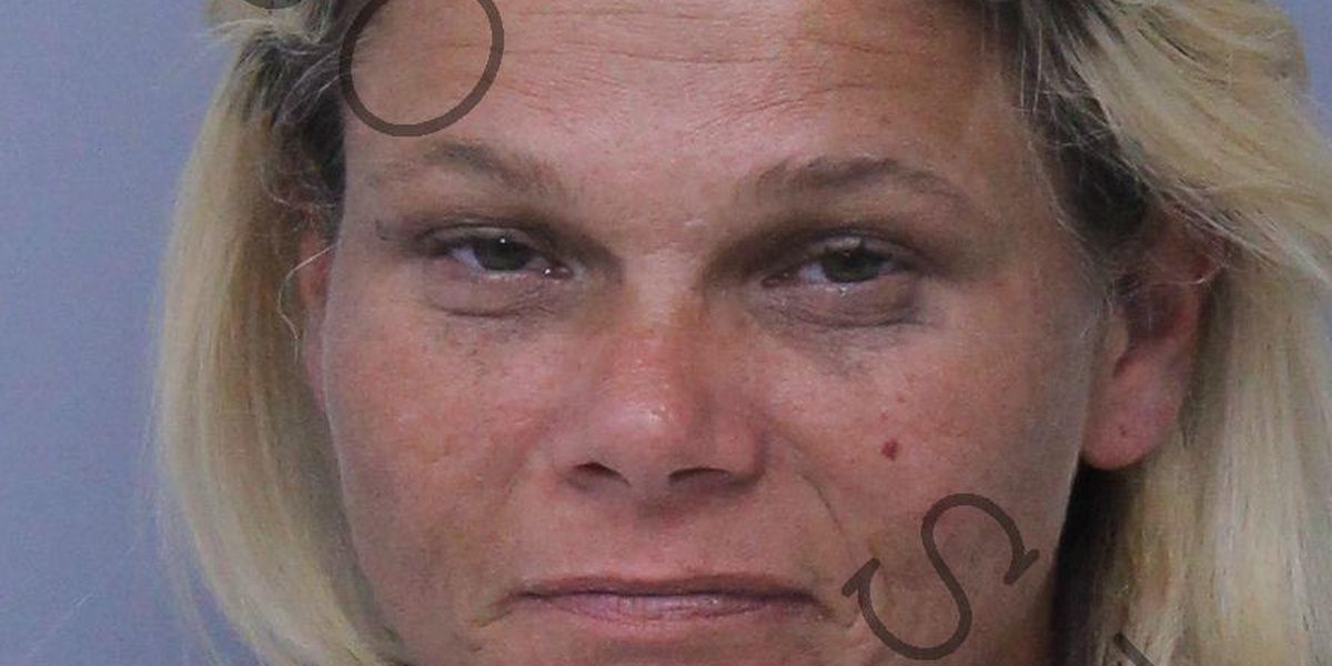 St. Augustine woman named Crystal Methvin arrested for possession of crystal meth, police say
