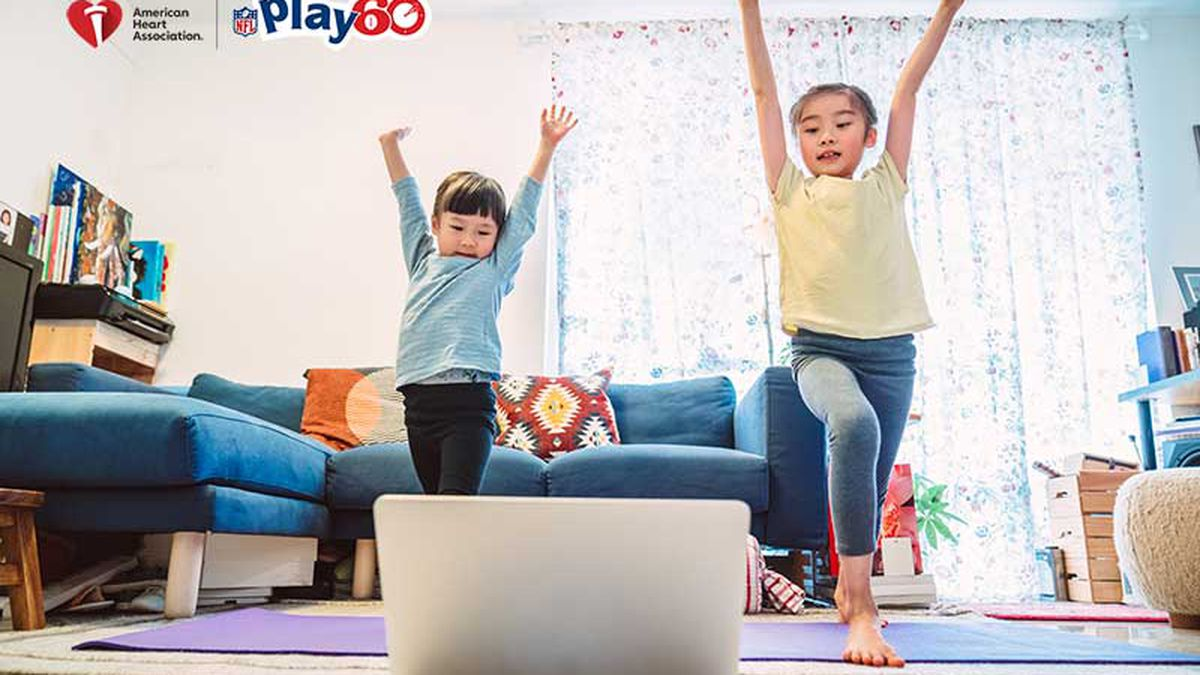 NFL Play 60 exercise library gets kids moving