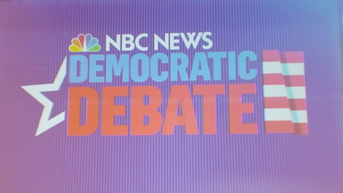 Bloomberg the likely target as he joins first Democratic debate