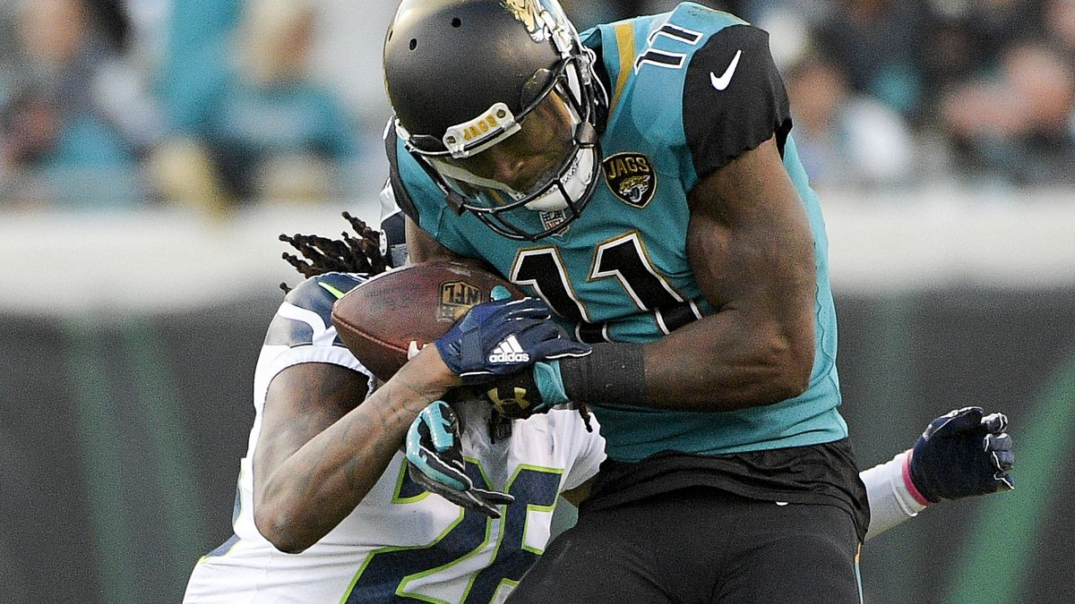 WR Marqise Lee released by the Jacksonville Jaguars