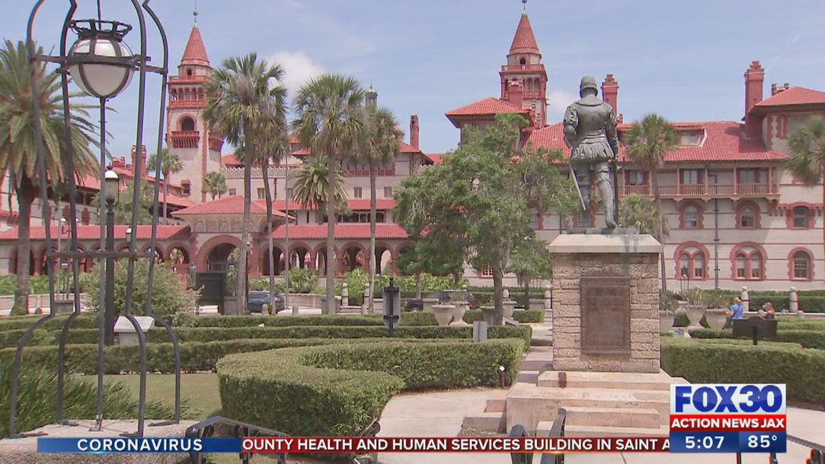 St. Johns County Back to Business grant program