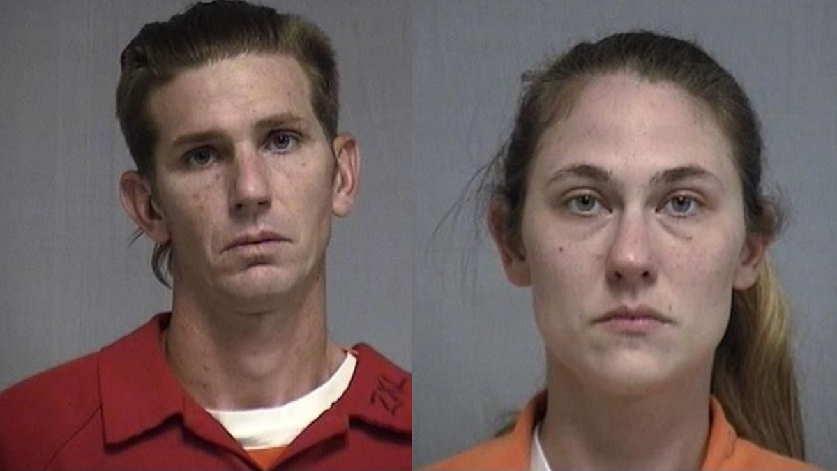 Parents charged with child neglect after baby possibly ingested meth