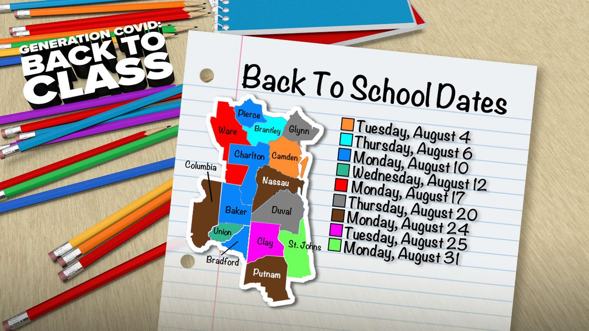 Back to School: A county-by-county breakdown on school reopening plans