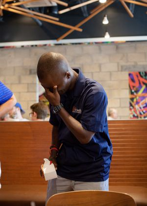 UF Health Jacksonville employees give coworker surprise of a lifetime