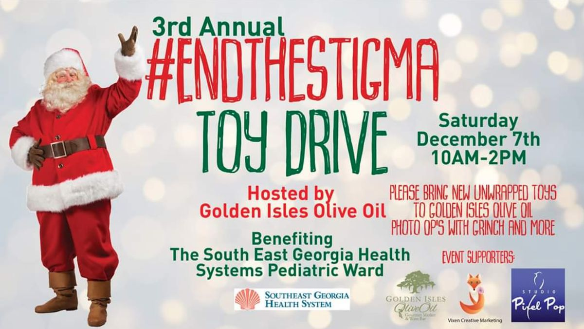 Local AIDS activist collects Christmas toys for hospitalized kids for third year