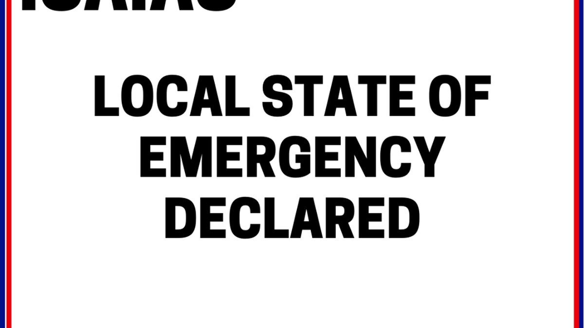 St. Johns County declares local state of emergency