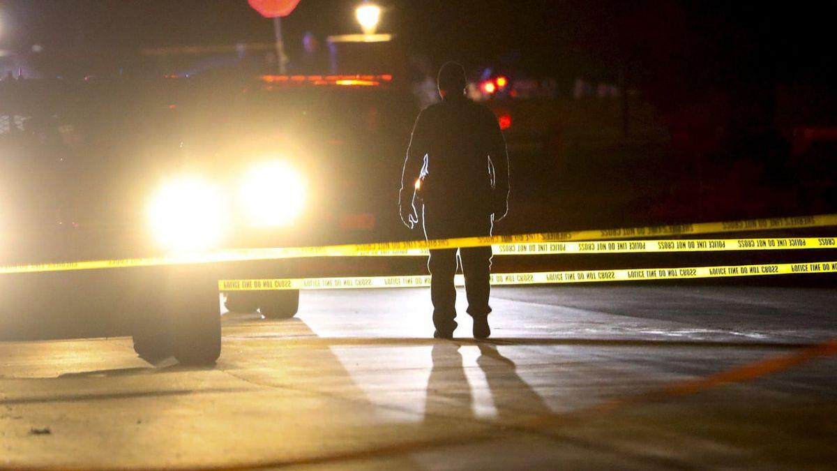 Utah shooting leaves 4 dead, 1 injured; suspect in custody, police say