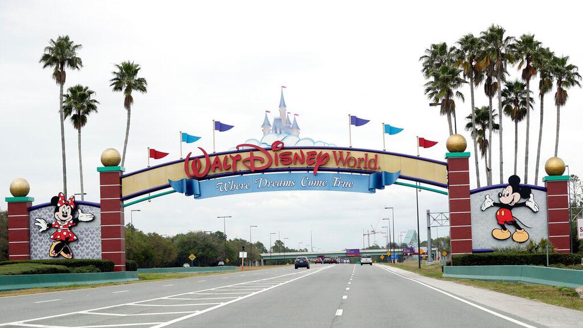 43,000 Walt Disney World workers temporarily furloughed due to coronavirus pandemic