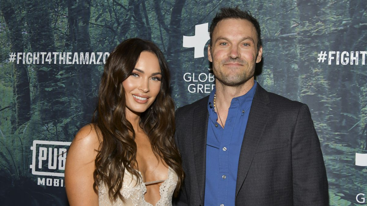 Brian Austin Green confirms split from actress Megan Fox