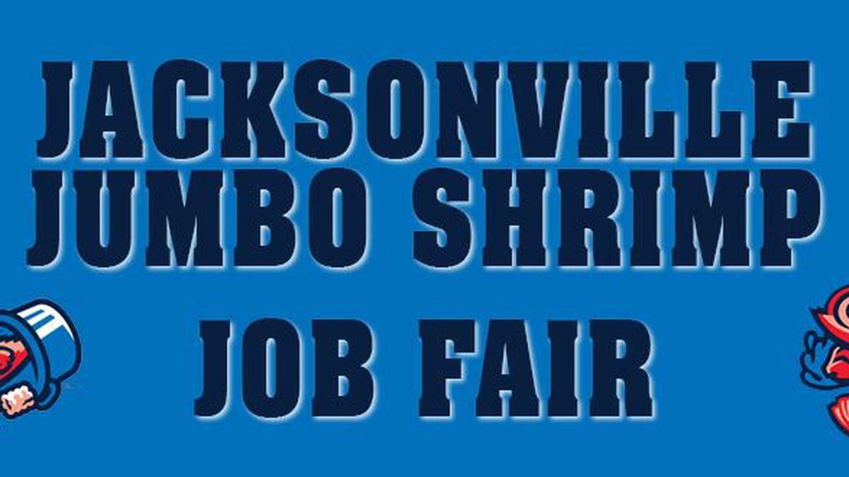 Jacksonville Jumbo Shrimp to hold food, beverage job fair Wednesday