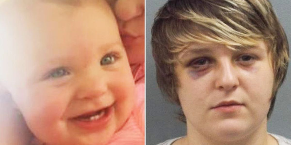 Teen mom arrested after 11-month-old found dead in plastic bag
