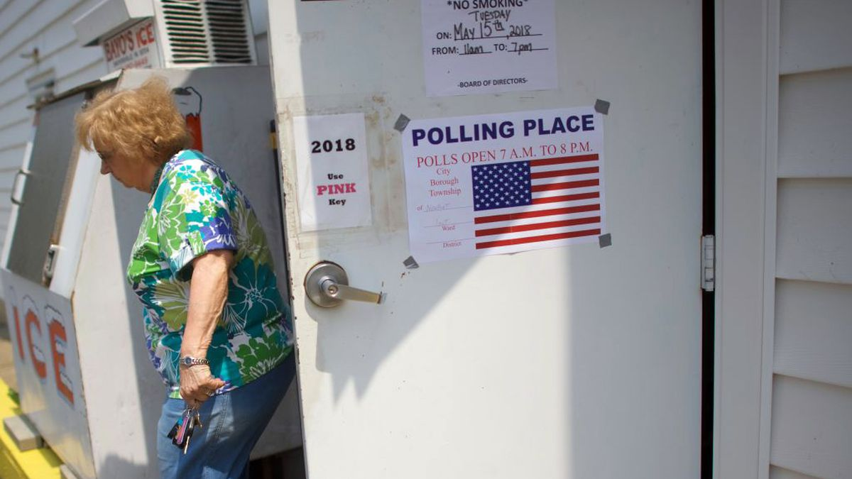 What are exit polls?