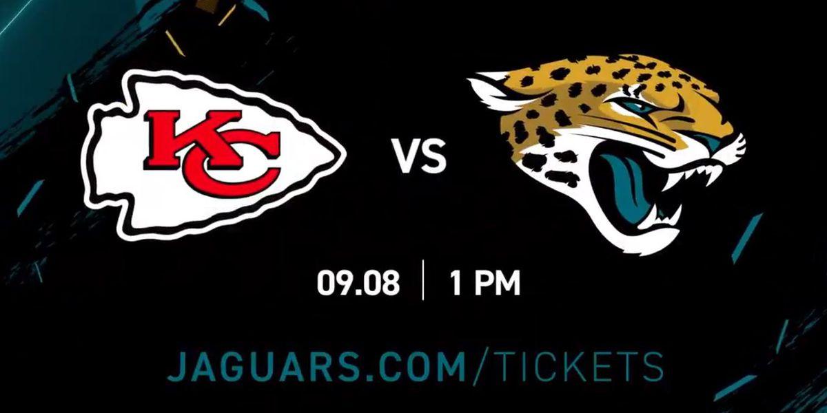 LIVE UPDATES: Jaguars lose to Chiefs 40 - 26