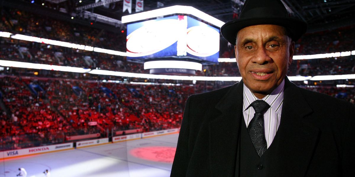 Black History Month: Willie O'Ree breaks the color line in hockey